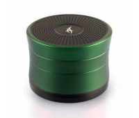 Премиум гриндер AFTER GROW SOLINDER™ GREEN Ø 62 mm H 48 mm 4 части