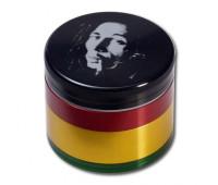 Гриндер с изображением Боба Марли Ø 50 мм