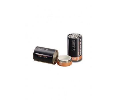 Тайник батарейка типа D