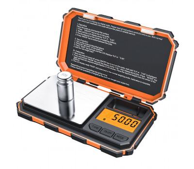 Портативные весы Uniweigh Orange 0,01-200 гр.