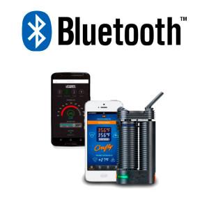 Вапорайзеры с Bluetooth